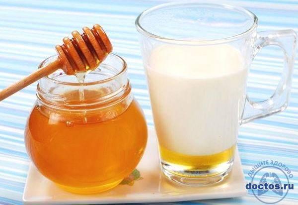 Мед от насморка: польза, рецепты, противопоказания