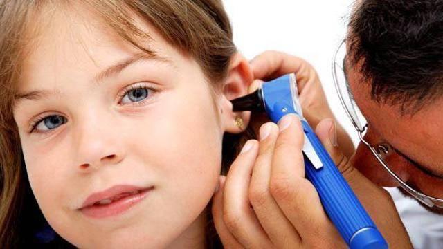 Заложенность уха после отита