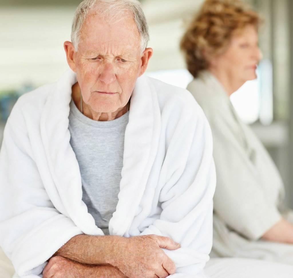Как вовремя распознать депрессию в пожилом возрасте
