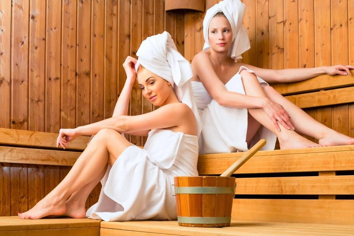 мастопатия и баня