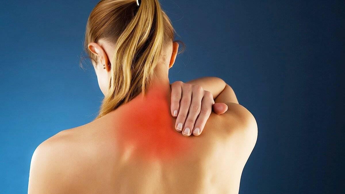 невралгия плечевого сустава симптомы