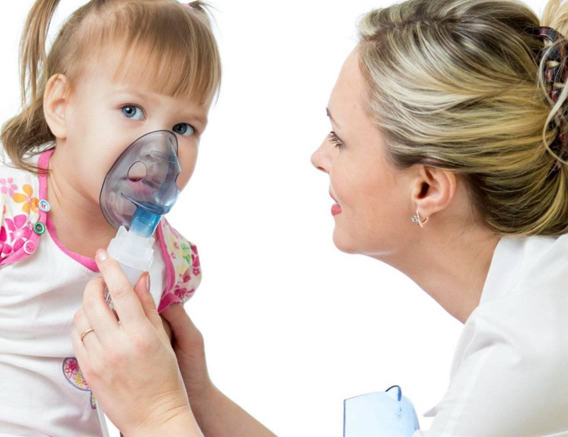 Ингаляции при ангине — небулайзер и народные лекарства