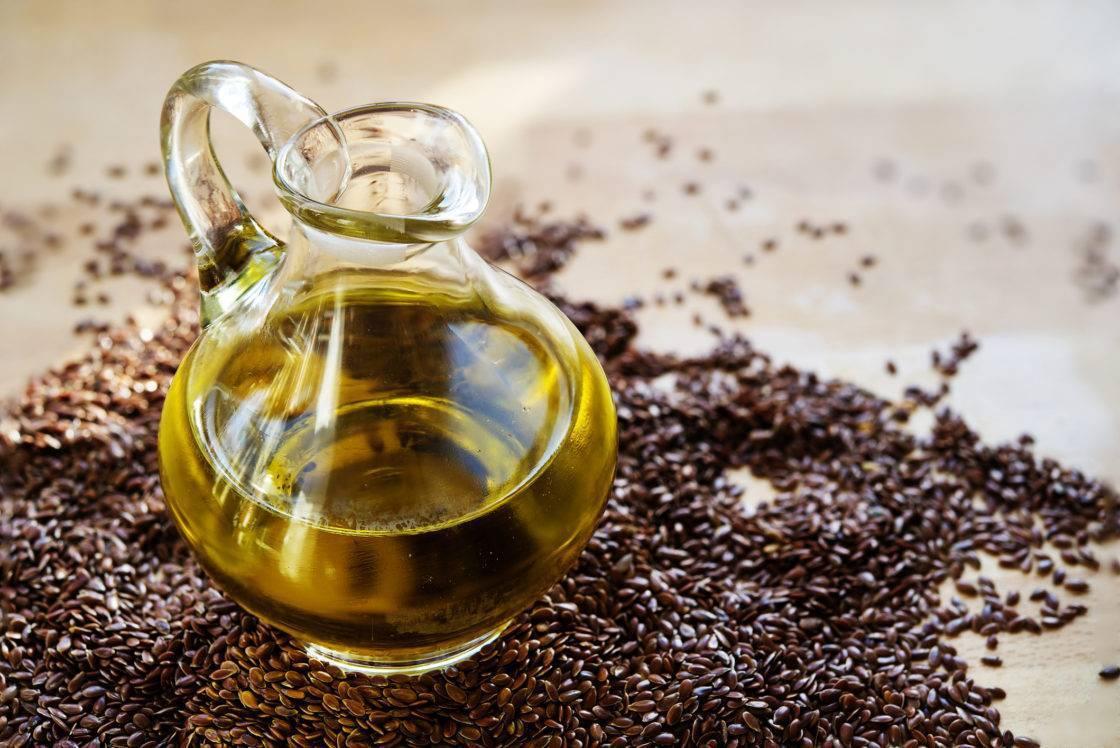 Как пить семена льна от холестерина?