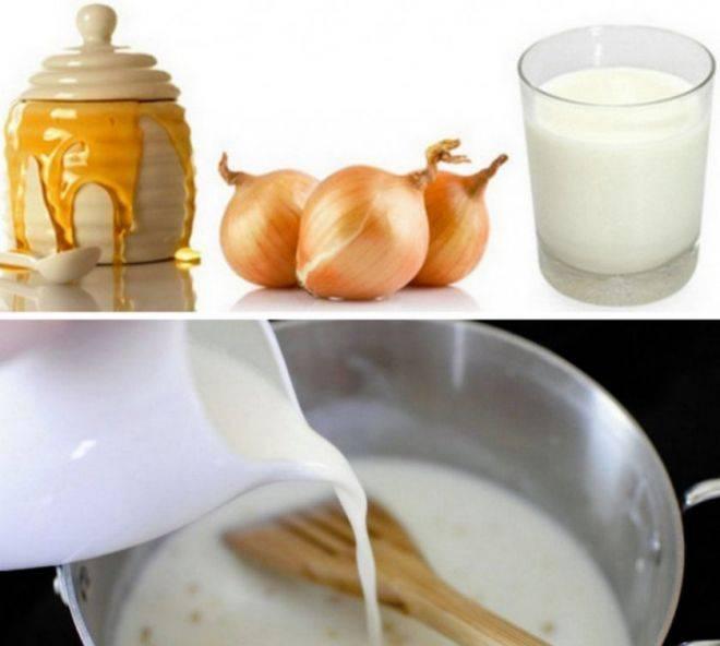 Полезные рецепты молока с овсом от кашля