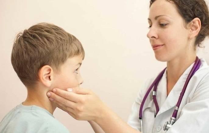 щитовидная железа у детей 7 лет