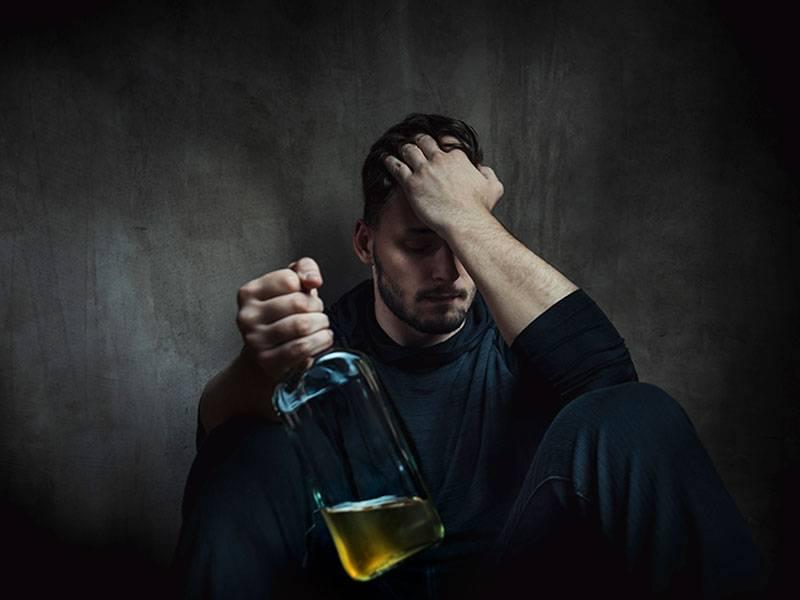почему после алкоголя депрессия