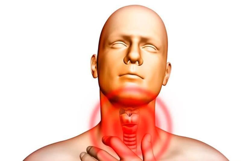 Шейный остеохондроз влияет на щитовидную железу