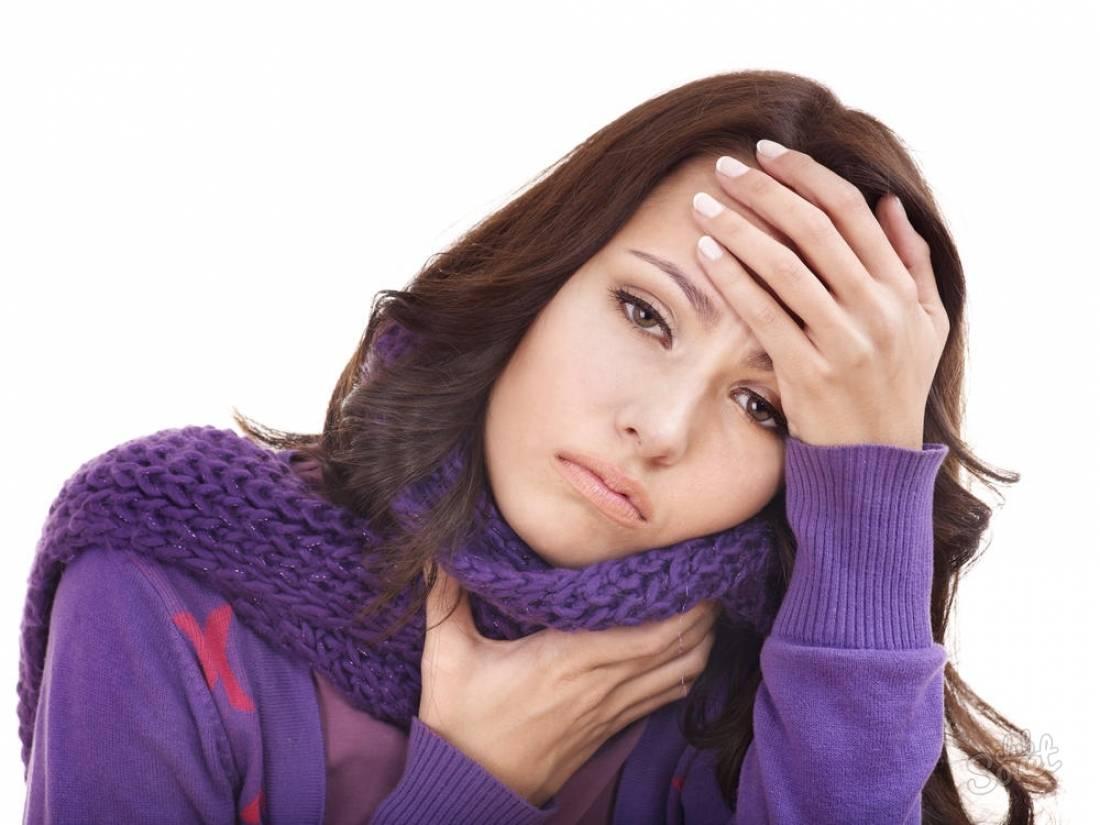 Как заболеть ангиной: заразна ли для окружающих
