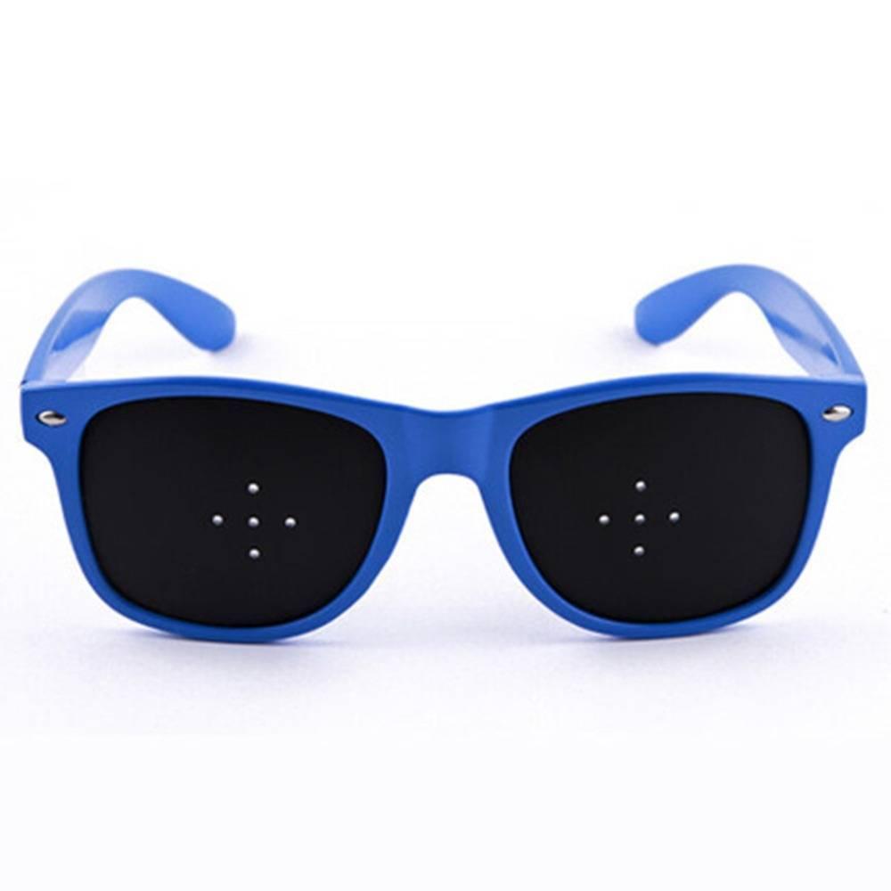 очки для коррекции зрения перфорационные очки инструкция
