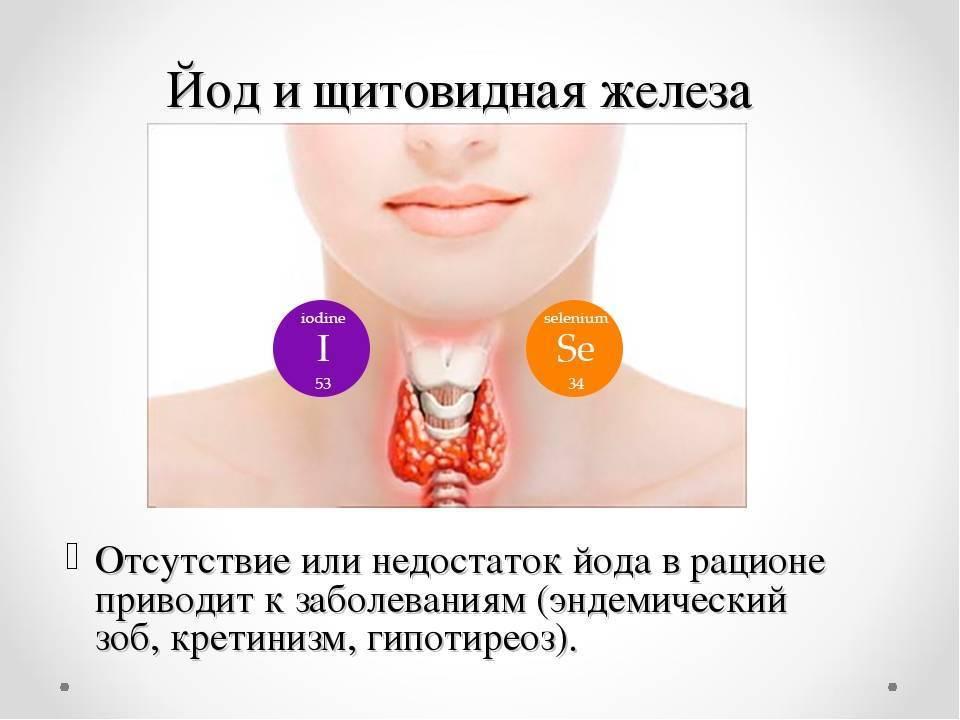 снижены гормоны щитовидной железы
