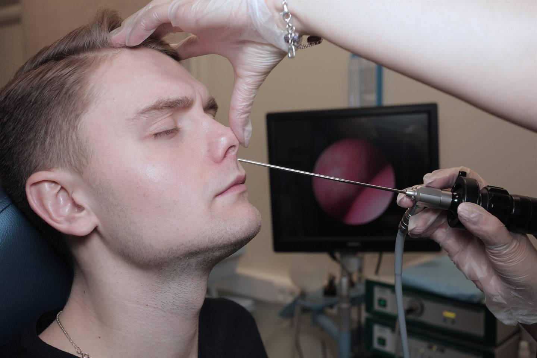 анемизация полости носа