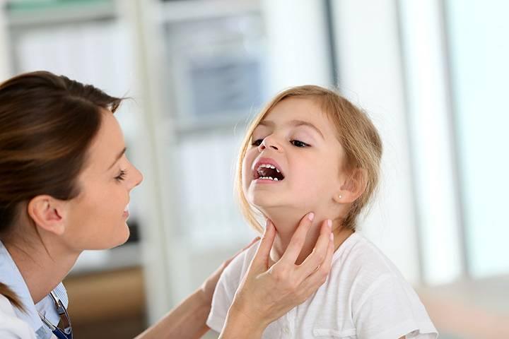 чем лечить охрипшее горло у ребенка
