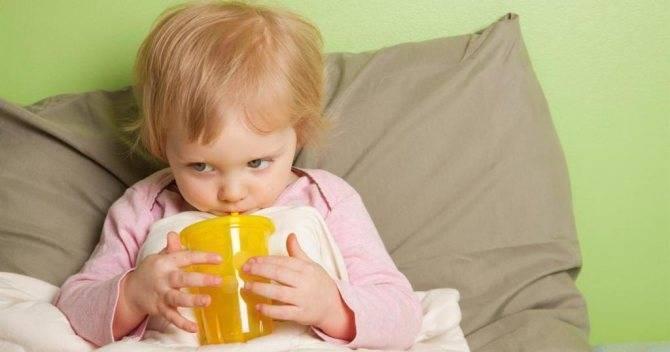 Задыхающий кашель у детей