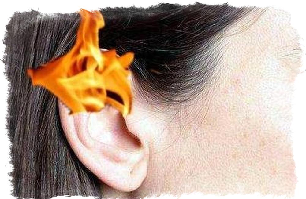 К чему горит левое ухо – примета