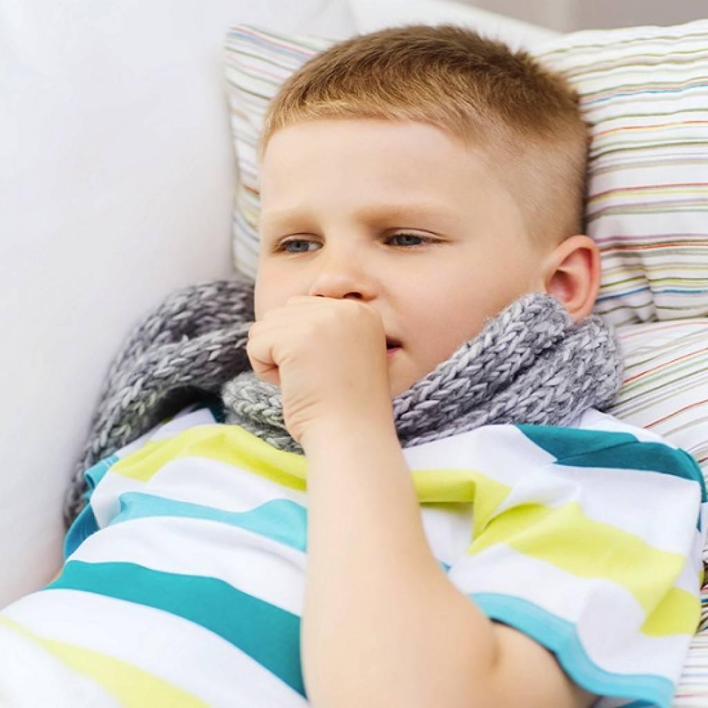 Как лечить ребенка 2 года от остаточного кашля