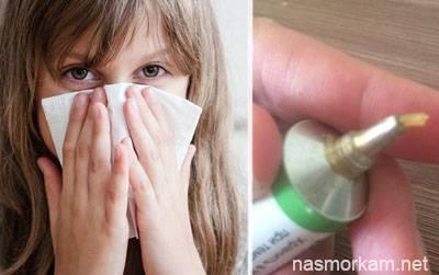 трещины в носу чем лечить
