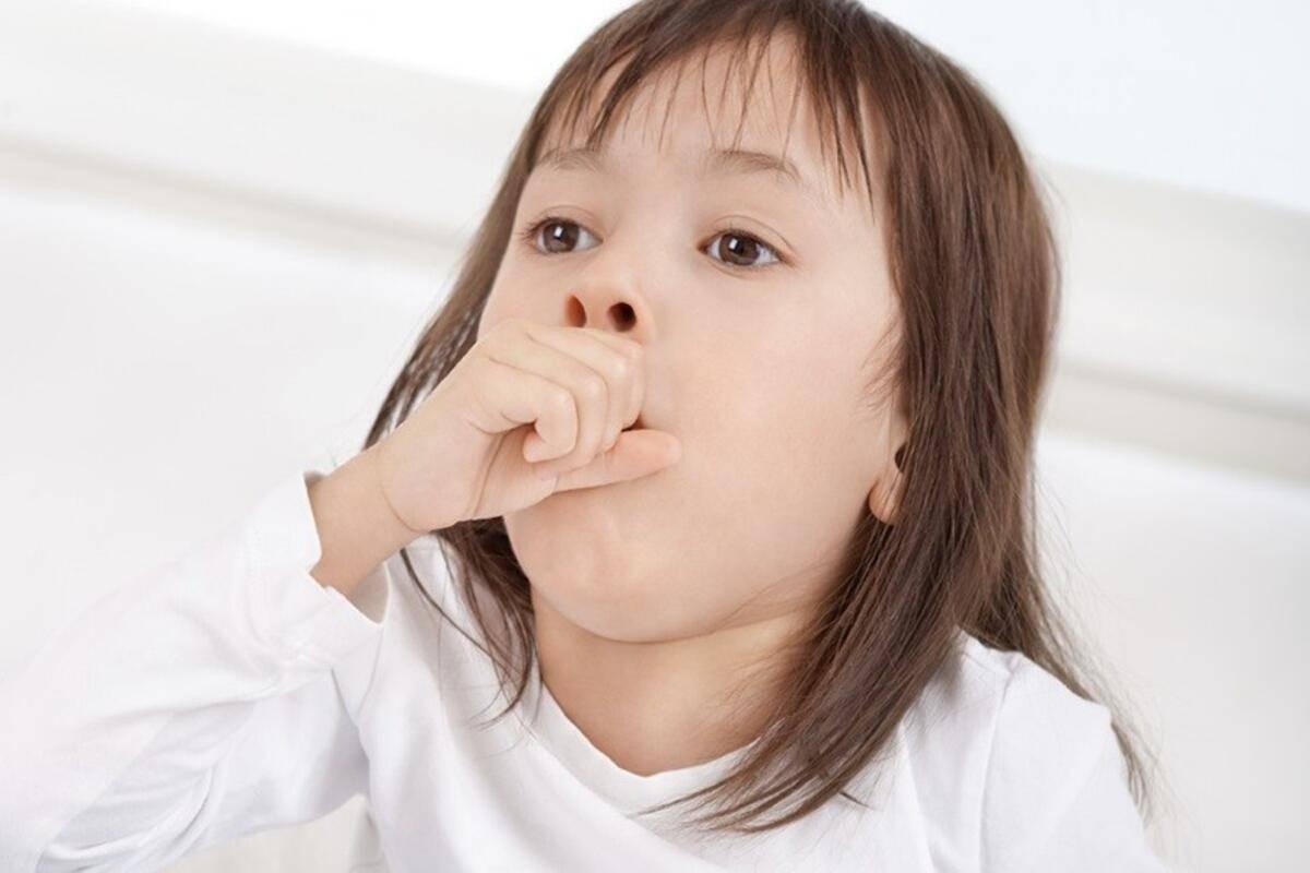У ребенка кашель на нервной почве симптомы