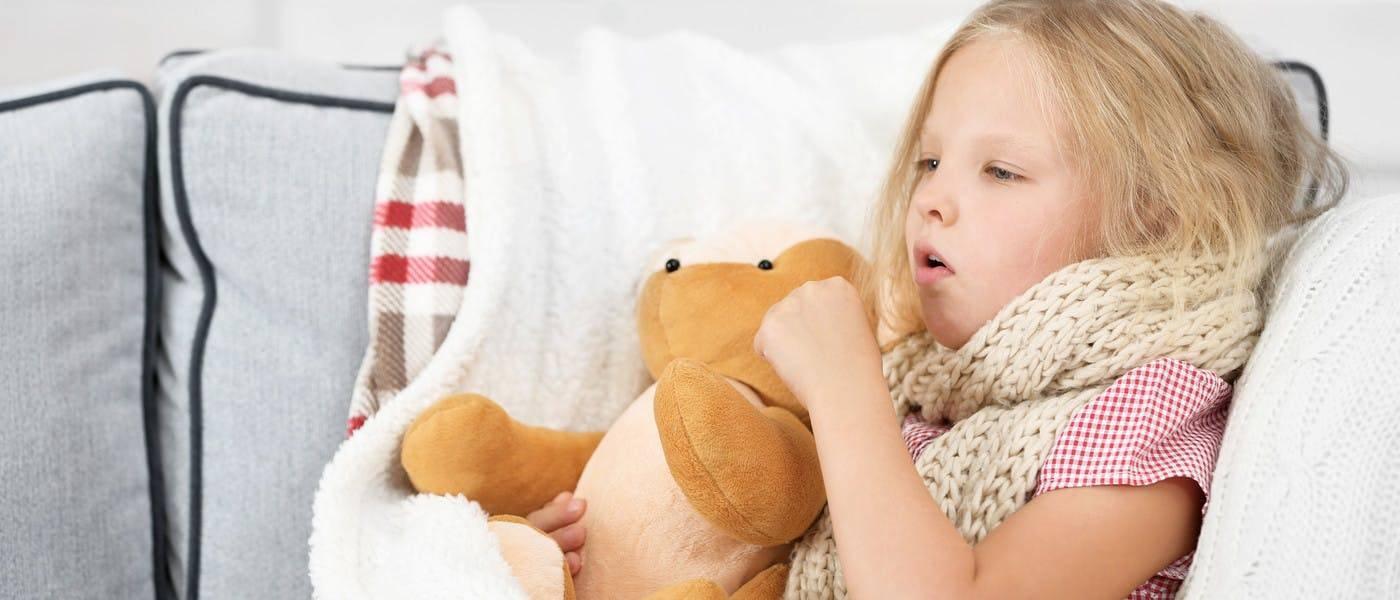 кашель у ребенка 3 лет как лечить