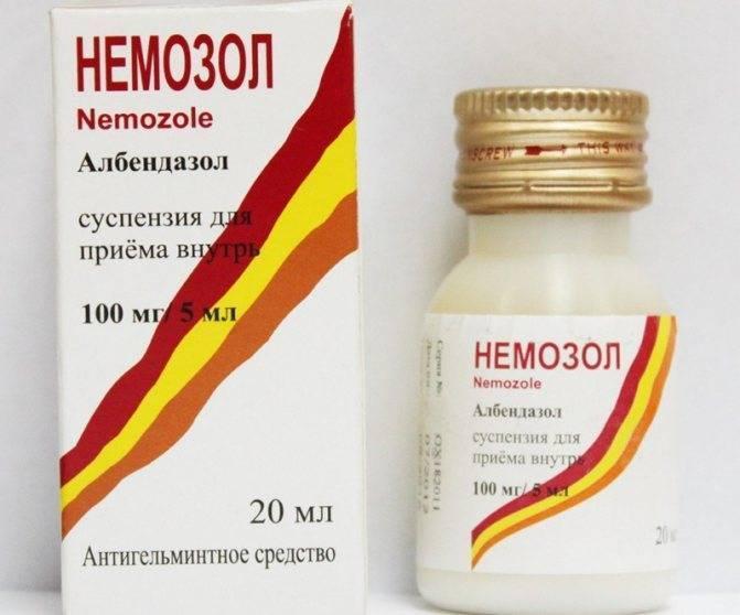 таблетки от глистов для человека профилактика