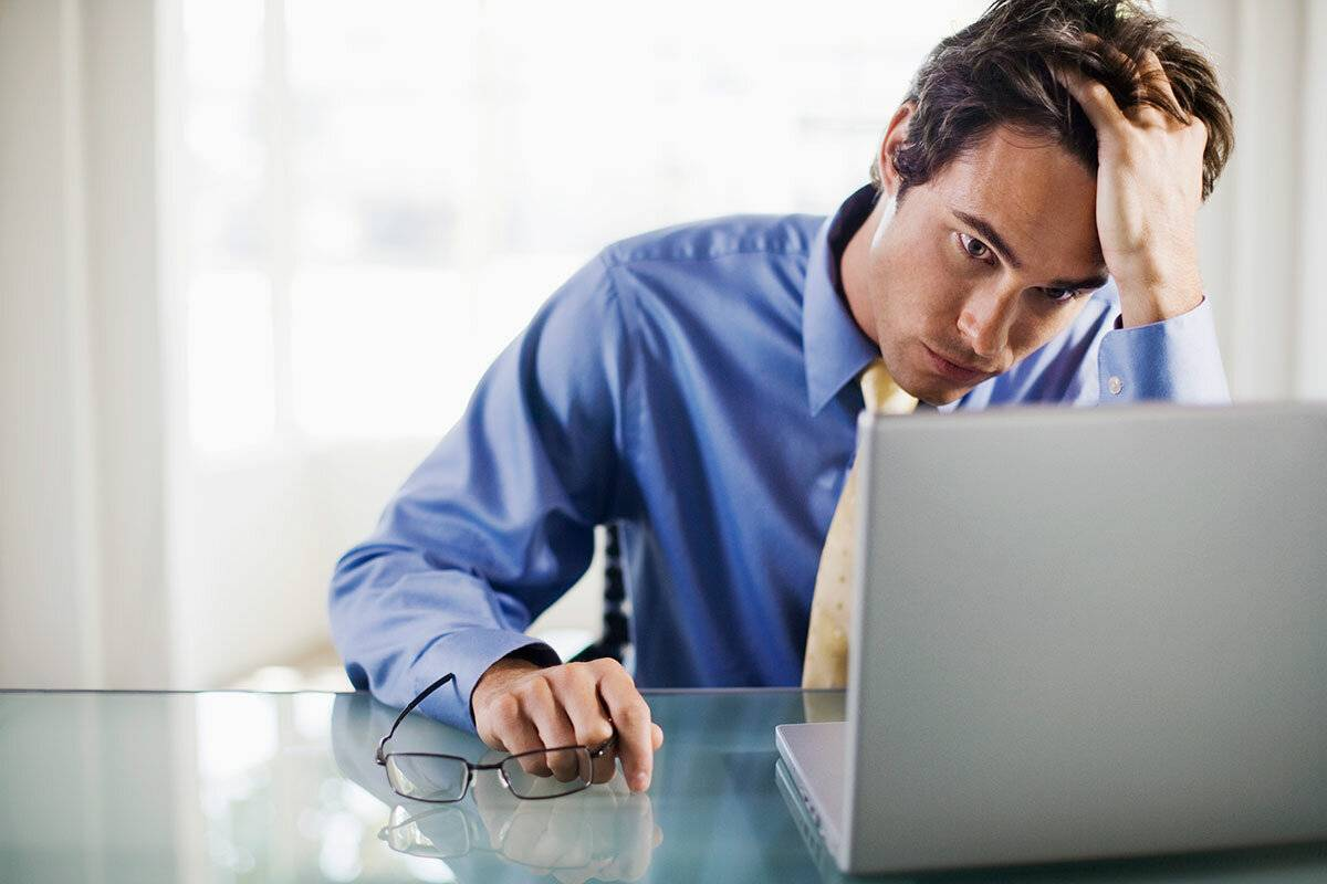 Депрессия от работы:как бороться с потерей сил