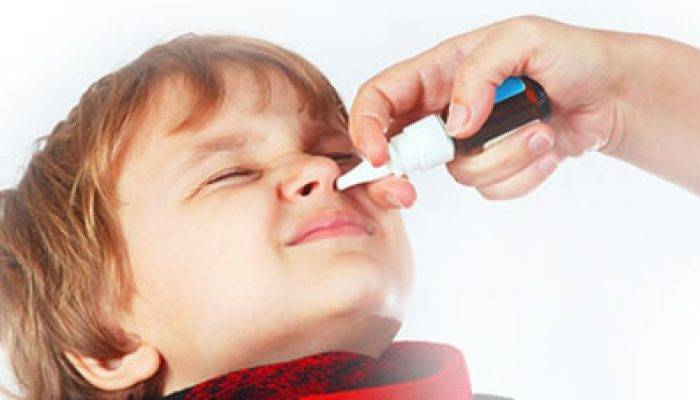 гайморит у ребенка 2 года