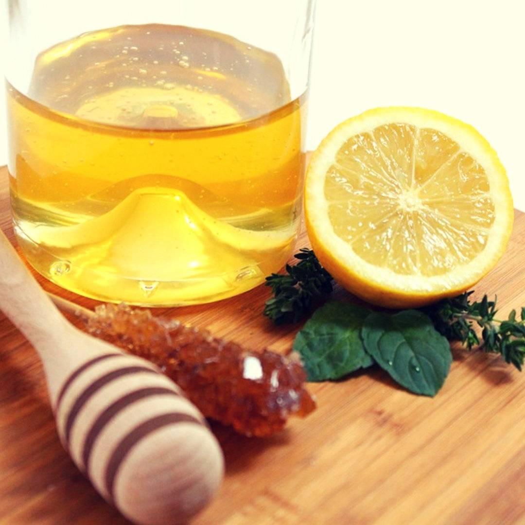Как лечить кашель в домашних условиях лимоном