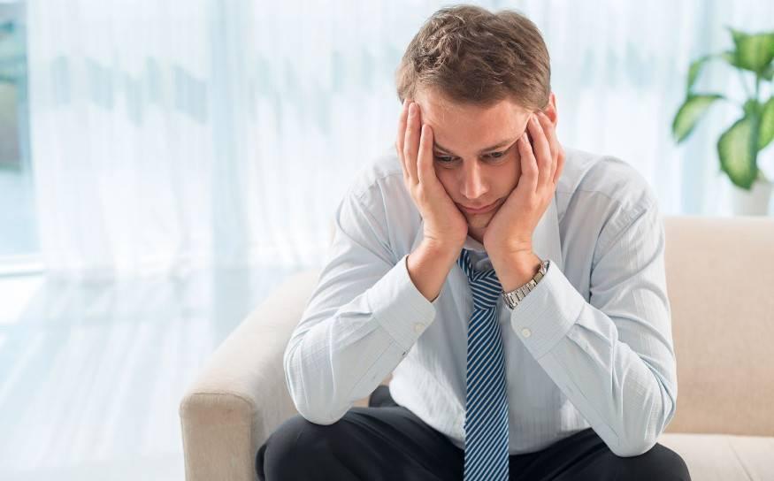 От чего появляется депрессия у мужчин – причины и что делать