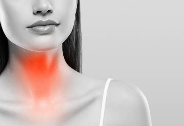 Когда понервничаю болит щитовидка