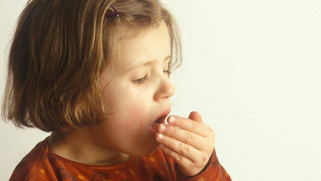 сколько длится мокрый кашель у ребенка