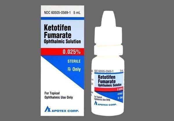 Кетотифен для детей: отзывы и инструкция по применению