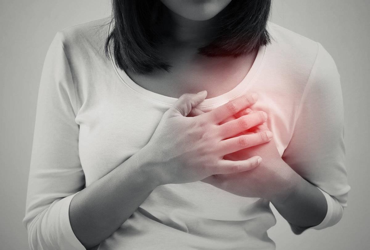 боль в правой молочной железе