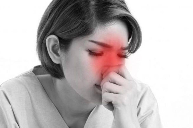 хронически заложен нос