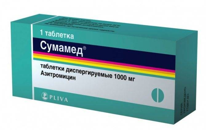 антибиотики от уреаплазмы у женщин