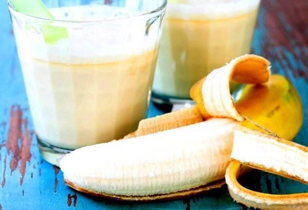 Кашель бананы и молоко отзывы