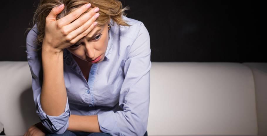 симптомы депрессии у женщины
