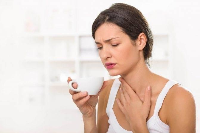 При беременности болит горло можно полоскать содой