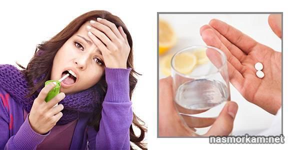 Киста миндалины: симптомы и лечение
