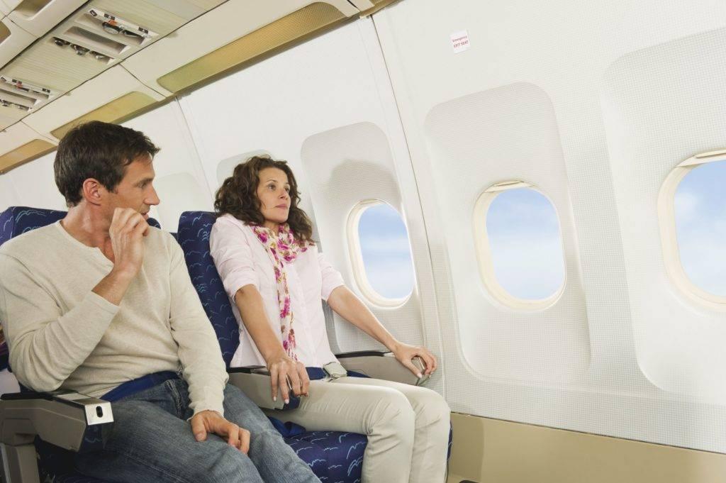 как избавиться от страха летать на самолете