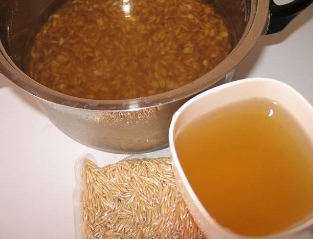 Очищение и лечение печени овсом: народные рецепты