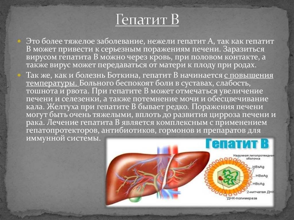 лечиться ли гепатит с