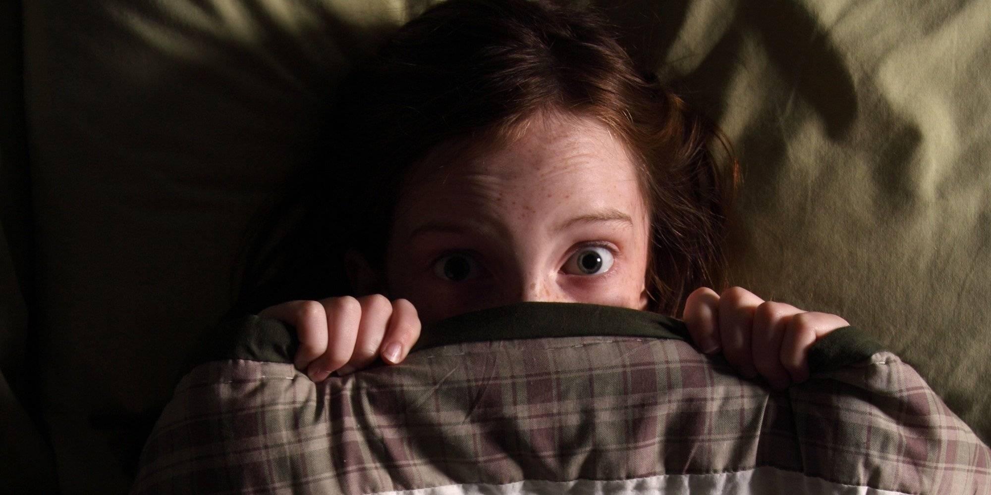 как избавиться от страха от темноты