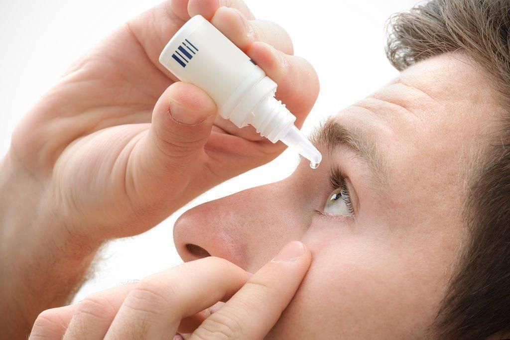 Чем промыть глаза в домашних условиях