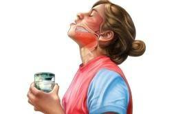 Когда ложусь спать начинается кашель и чешется горло