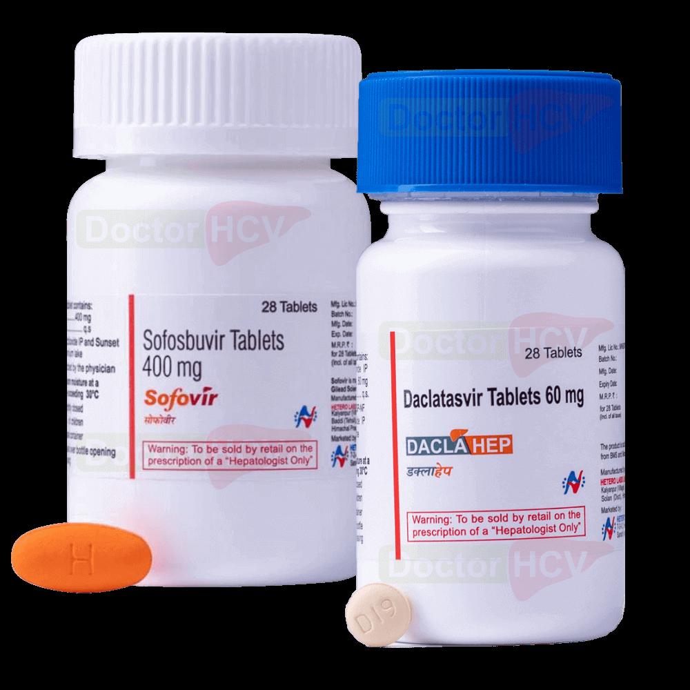 индийские таблетки от гепатита с
