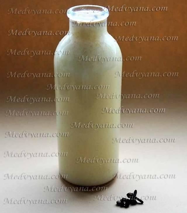 Рецепты от кашля: боржоми с молоком