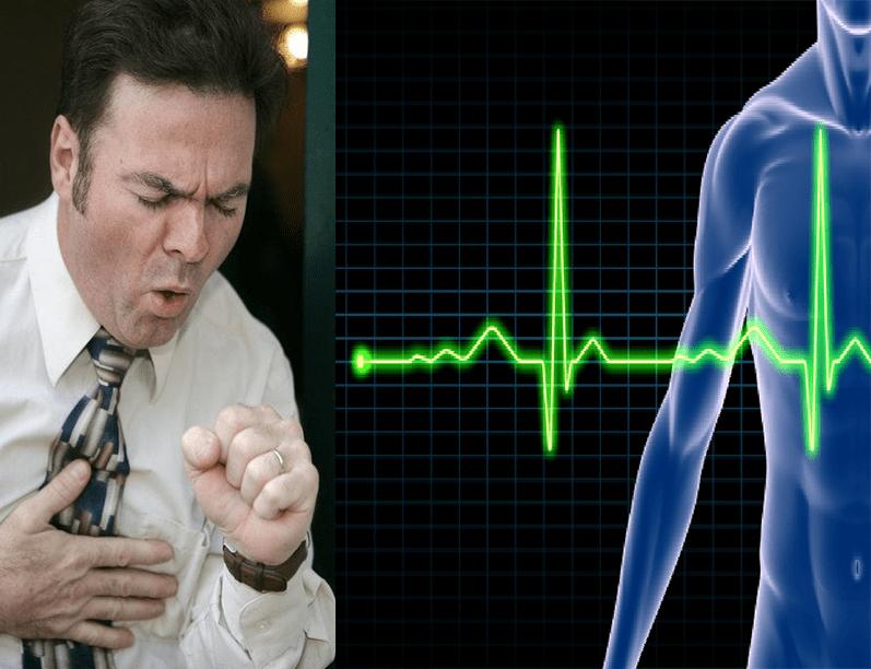 кашель при сердечных заболеваниях