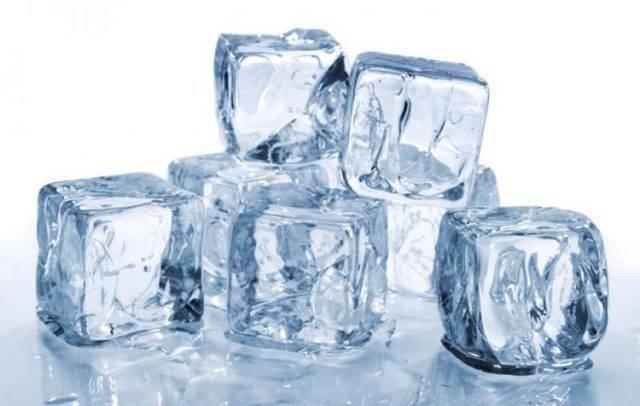 Лед при геморрое: можно ли и как это правильно делать, ледяные свечи и ээфективность лечения холодом