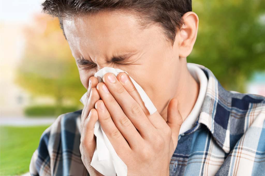 насморк и чихание как лечить