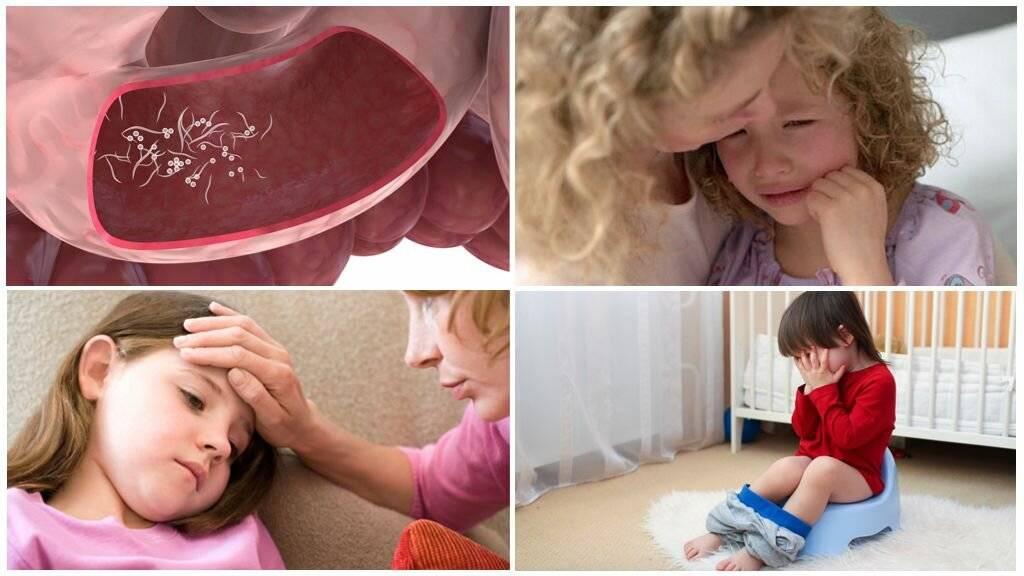 комаровский о глистах у детей