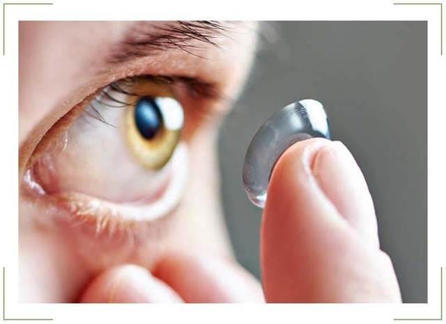 Ужасно болят глаза после линз